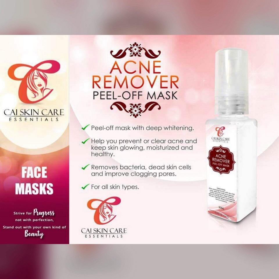 Acne Remover Peel Off Mask